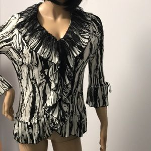 New Condition Agora Blouse S M
